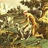Pronging a Goat