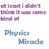 physics miracle, the journal, stoners