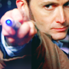 Doctor Who - Ten w/Sonic Screwdriver