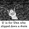 u is for una