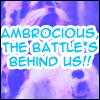 Ambrocious & Sir Didymus
