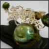 nanopod, SOFA, Unnatural History, silver, glass