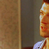 Vincent Cassel.  Glancing up.