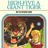 HIGH FIVE A GIANT TIGER
