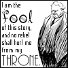 blythechild: I am the fool