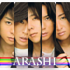 arashi face