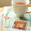 my day → tea time