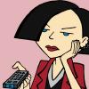 Джейн переключает каналы