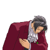 Buusagi Gumi Members: Edgeworth - Why thank you