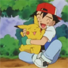 the cry of strange birds: ash pikachu it's you and me