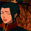 Princess Azula posting in Avatar the Last Airbender Dressing Room.