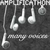 [Misc] amplificathon many voices