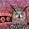 owl - Eagle Owl as totem