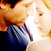 Hank Moody Blues: Mulder & Scully | forehead
