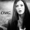 wiccabuffy: TVD - Elena OMG!