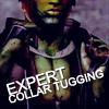 Beloved Porcupine: Thane collar tugging (wigstand)