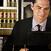 hotch smiling