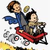 spn - sam and cas love wagons