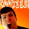 spock likes cookies