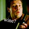 [Castle] Castle | wine?