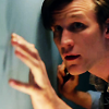 Dr. Who: 11th Doctor listening