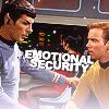 TOS:Emotional security