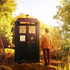 dw: new new new doctor (eleven/tardis)