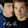 Kirk/Spock T'hy'la