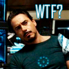 Maquis Leader: Iron Man WTF?