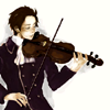 austria playing violin by soulright
