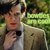 DW bowties are cool