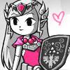 Zelda - Pink