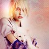 Girl w/ big kitty cat