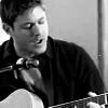 Audrey: {SPN} Jensen - JiB singing