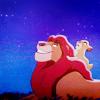 Mugens Wifey!: Mufasa and Simba