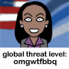 AstroGirl: Global Threat Level