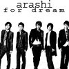 marueda: arashi for dream