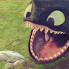 ~toothless.
