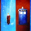 Sci-Fi Girl: doctor who - tardis/doctor