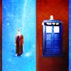 Sci-Fi Girl: doctor who - tardis/doctor