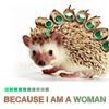 because i'm a woman