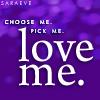 Greys Anatomy 'Love Me'