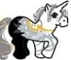 queenie b: [jw] johnny as a unicorn