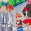 Amu - I'm Sailor Moon!