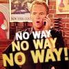 Jamie: BarneyNoWay