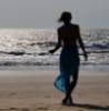 танцем у моря