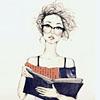 dorky librarian