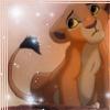 grumpy lion cub