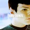Oxymoron: STXI - Spock - emotional