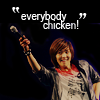 「onew: everybody chicken!」☆彡